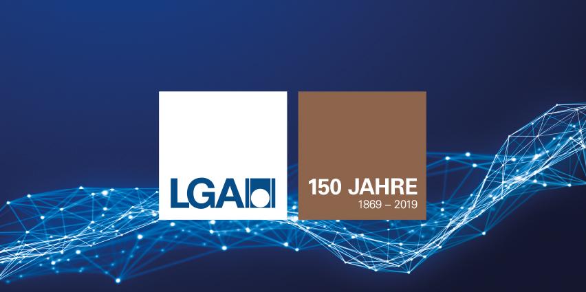 150 Jahre LGA
